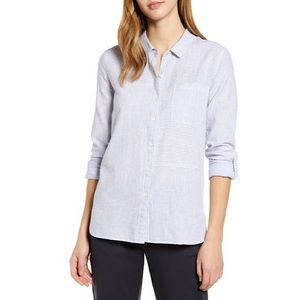 Barbour BeachFront Rolled Long Sleeve Shirt